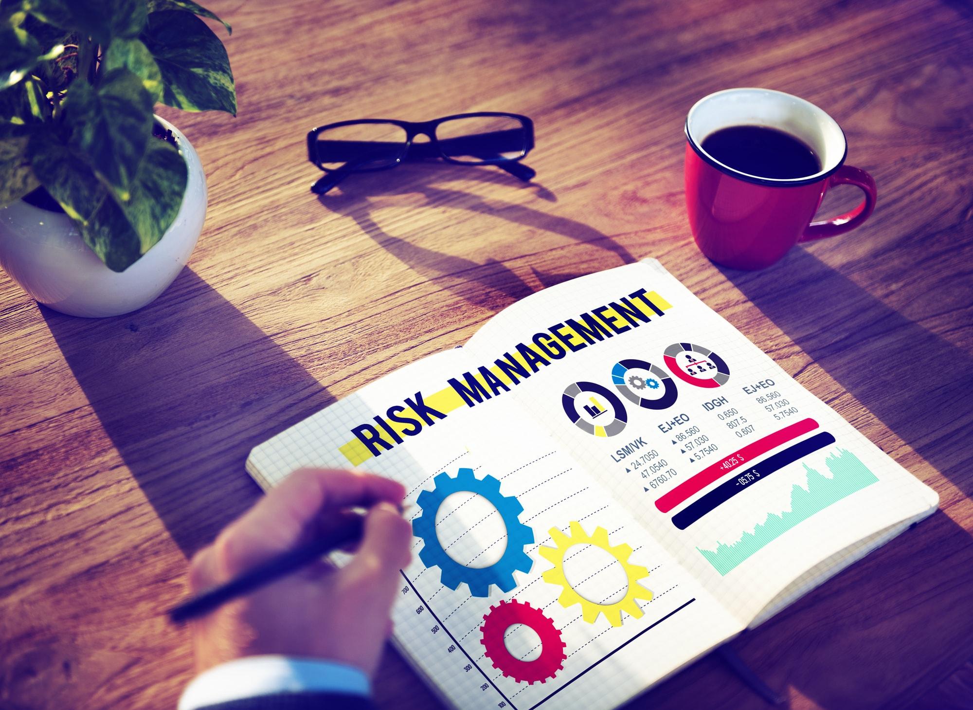 Risk management in software testing.