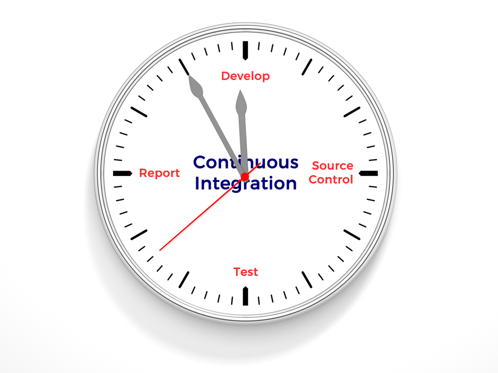 Watch for integrating continuously