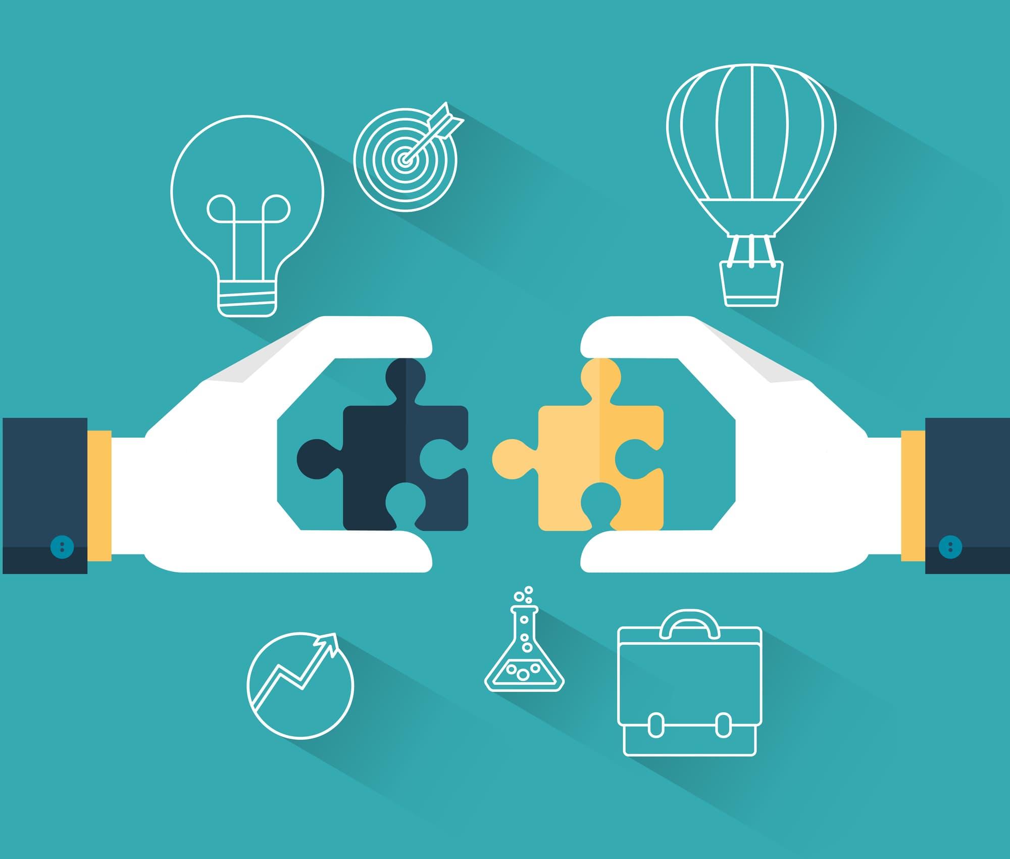 Integration testing of software to make sure components work together.
